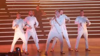 Backstreet Boys Las Vegas 3/3/17 - Get Down