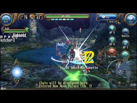 [ Toram Online ] localização de 2 espadas // parte #2