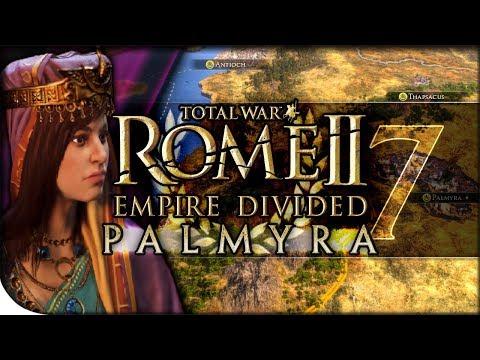 Xxx Mp4 Egypt S Final Trap Total War Rome II — Empire Divided Palmyra 7 DLC Campaign Normal 3gp Sex