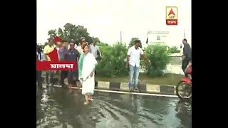 North Bengal Flood: CM Mamata Banerjee Visits Malda, assures relief to victims