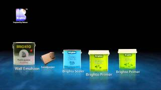 Brighto Paints, Video Tutorial