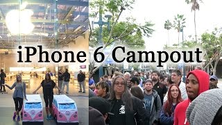 48 Hours in Line | iPhone 6 Campout!