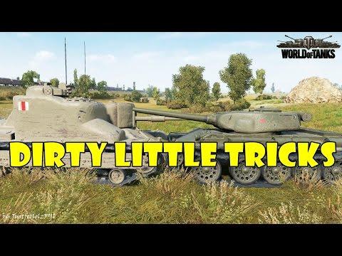 World of Tanks - Dirty Little Tricks!