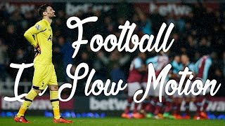 Football In Slow Motion ● Beautiful Moments ● 2016 HD