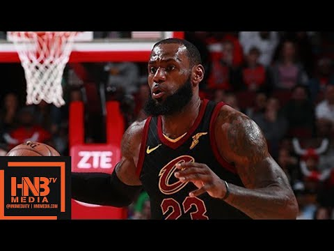 Cleveland Cavaliers vs Chicago Bulls Full Game Highlights March 17 2017 18 NBA Season