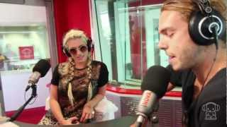 Kesha gets hot for Nova lad Josiah