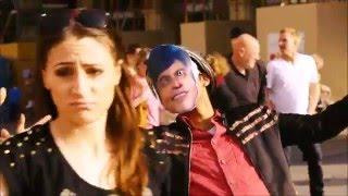 Shahrukh Khan's FAN Mania in Germany: Jabra FAN Flash Mob