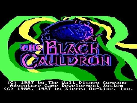 Xxx Mp4 The Black Cauldron Gameplay PC Game 1986 3gp Sex