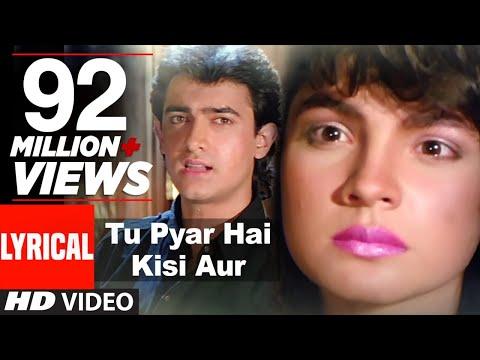 Xxx Mp4 Tu Pyar Hai Kisi Aur Ka Full Song With Lyrics Dil Hai Ki Manta Nahin Aamir Khan Pooja Bhatt 3gp Sex