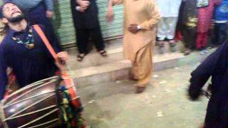 Dhol wala humping and jumping