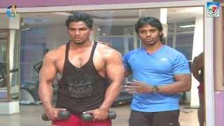 Bodybuilding Mr India Ghouse - Motivation Workout - Body Mass Training Workout