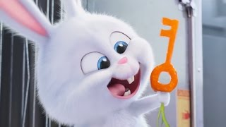 The Secret Life of Pets - Kevin Hart Is Snowball | official trailer (2016)