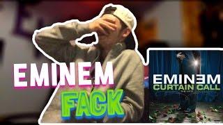 Eminem - Fack REACTION!!! (OMG)