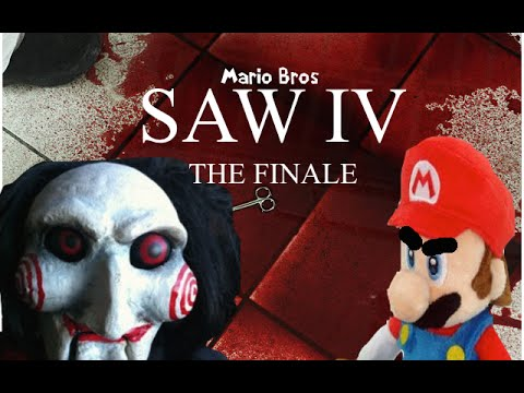 Mario Bros: SAW IV- The Final Chapter