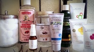 Natural and Organic beauty hits and misses