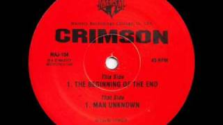 Crimson - The Beginning Of The End