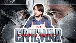 Captain America Civil War - ITA - La storia