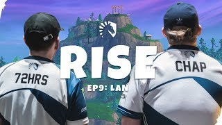 TwitchCon, Team Liquid, and the $1.86 Million Fortnite Event   RISE EP9 ft 72hrs, Chap, Poach, Vivid