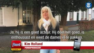 Kim Holland over pornovriend Barbie