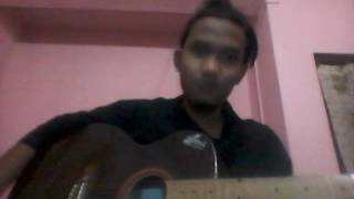 Phir kabhi (MS Dhoni) acoustic guitar cover by Saldorik S Dio