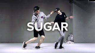 Eunho Kim Choreography / Sugar - Maroon 5