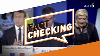 Le FactChacking de Samuel Laurent - C à Vous - 14/12/2018