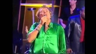 Mick Hucknall feat Rod Stewart - First cut is the deepest