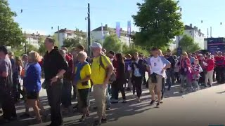 Football fans bring boom times to French city of Le Havre