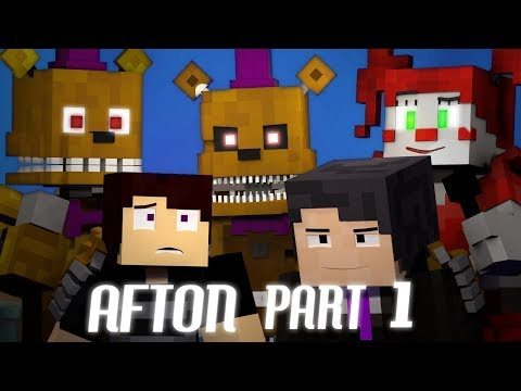 Xxx Mp4 BRINGING US HOME FNAF 4 Minecraft Music Video Afton Part 1 3A Display Song By TryHardNinja 3gp Sex