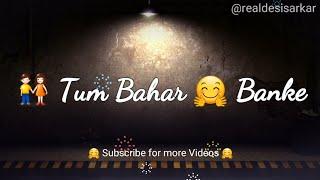 💑 Aaye Ho Meri Zindagi Mein ( i love u Stupid ) 👫 sad WhatsApp Status VIDEO  Raja Hindustani 💞