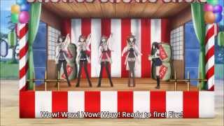 Kancolle - the singing Kongou sisters