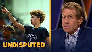 Skip on LaVar Ball pulling LaMelo out of high school: This is a recipe for disaster | UNDISPUTED