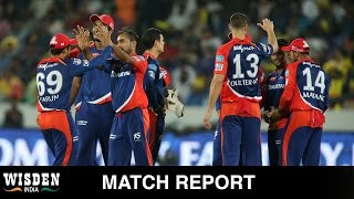 IPL 2016: Bowlers restrict Hyderabad to help Delhi win by a canter | Wisden India