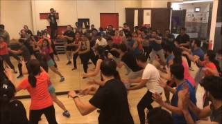 Lets Nacho || Rohit Dance Academy || ABS Gym