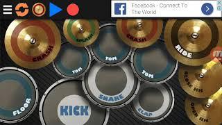 Drum cover in song Kar gayi chull