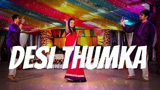 Desi Thumka Dance - Tira & Arnab's Holud