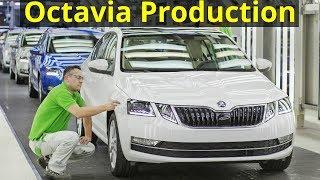 2018 Skoda Octavia Production