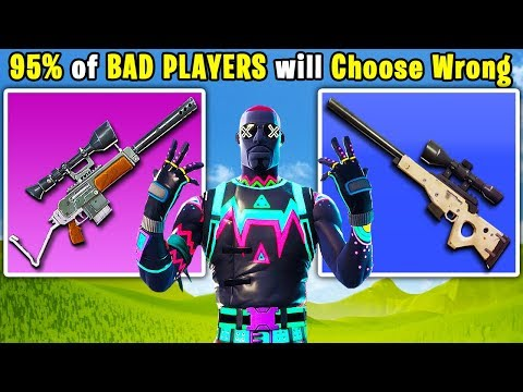 10 DUMB Things Only BAD Fortnite Players Do Chaos