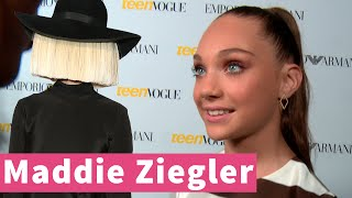 Maddie Ziegler and Sia team up for MOVIE called