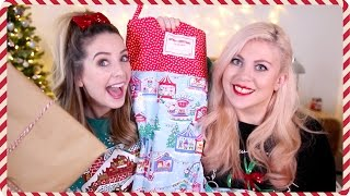 Christmas Gift Giving With Louise   Zoella