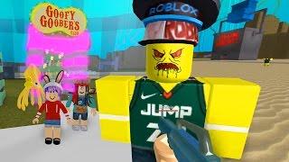 ROBLOX ZOMBIE TERROR IN BIKINI BOTTOM! | RADIOJH GAMES & MICROGUARDIAN