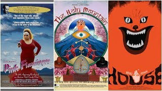 The Weirdest Movies of the 1970s