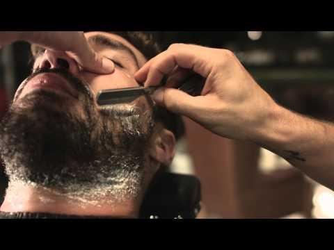Barba com navalha | Men's Market