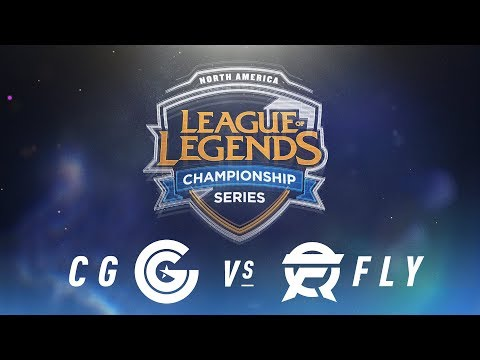 Xxx Mp4 CG Vs FLY Week 5 Day 1 NA LCS Spring Split Clutch Gaming Vs FlyQuest 2018 3gp Sex