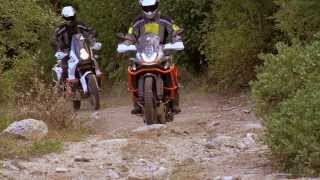 Comparing KTM's 1190 Adventure R and 990 Baja Edition