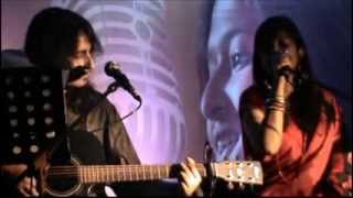 Samantak Sinha and Sahana Bajpaie...(2)  Jakarta