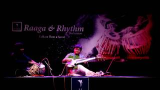 Sarod Tabla Performance by Srinjoy Mukherjee and Mir Naqibul Islam  YouTube
