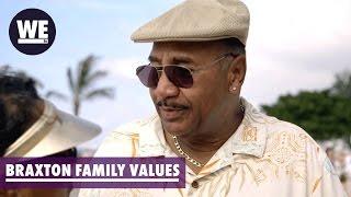 Michael Braxton Sr.'s Infidelity to Mama E | Braxton Family Values | WE tv
