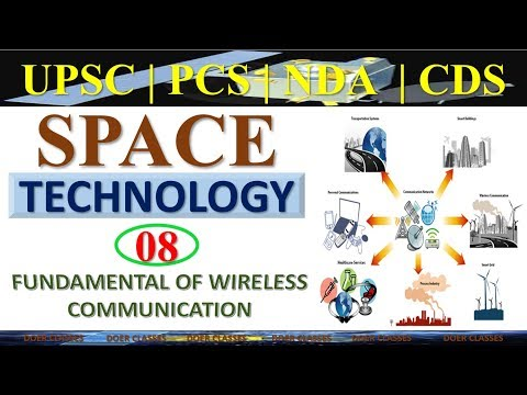 Xxx Mp4 FUNDAMENTAL OF WIRELESS COMMUNICATION SPACE AND TECHNOLOGY PART 08 UPSC NDA CDS PCS 3gp Sex
