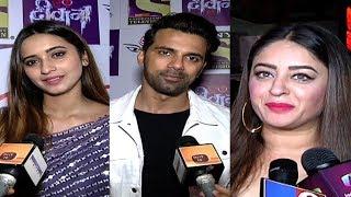 Shivani Surve, Mahi Vij & Avinash Sachdev Attend Celebration Of 100 Episode Of Ek Deewana Tha.
